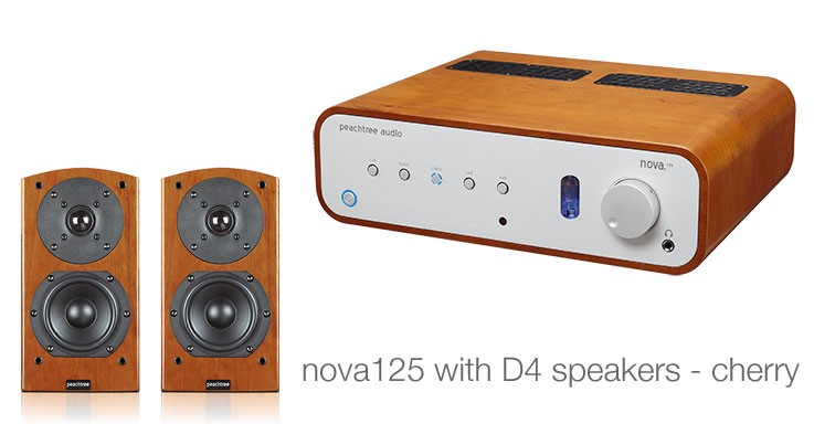 Peachtree Audio Nova125